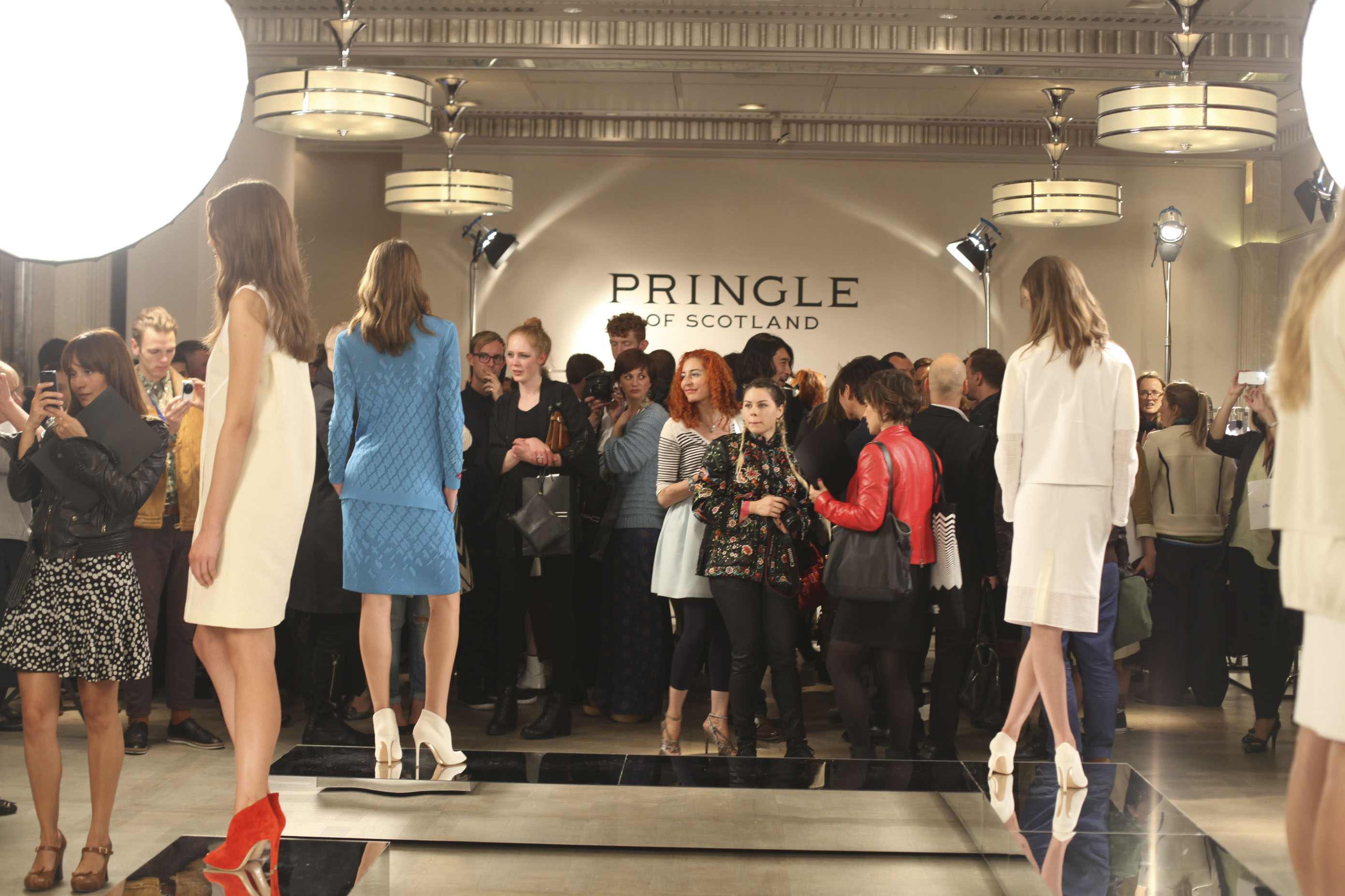 Pringle Of Scotland SS14