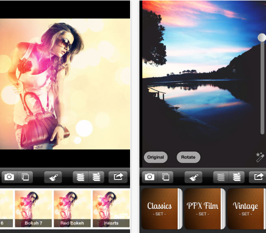 Retro Flame Favourites: My Top 5 Photo Editing Apps |