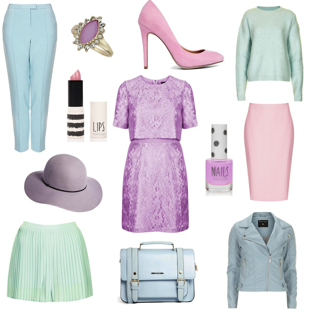 PASTELS copy Friday Favourites: Pretty Pastels