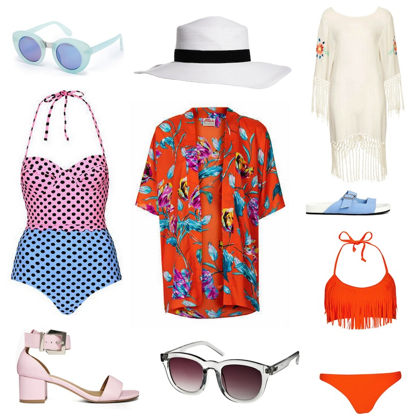 Friday Favourites - Holiday Essentials - Retro Flame