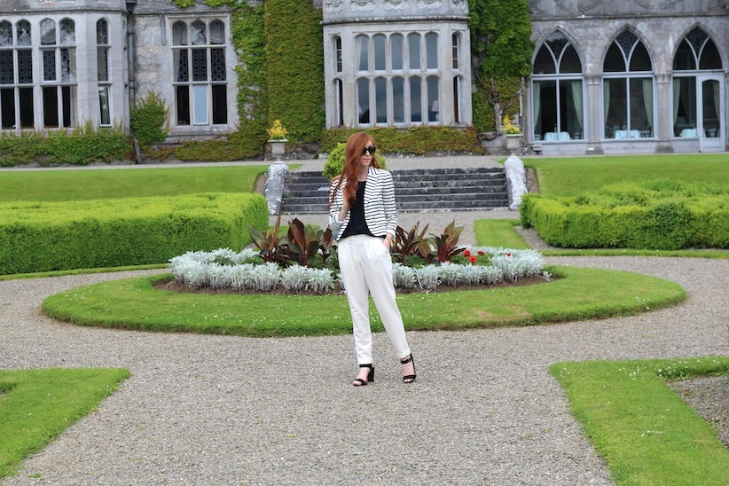 The Adare Manor - Retro Flame - Erika Fox