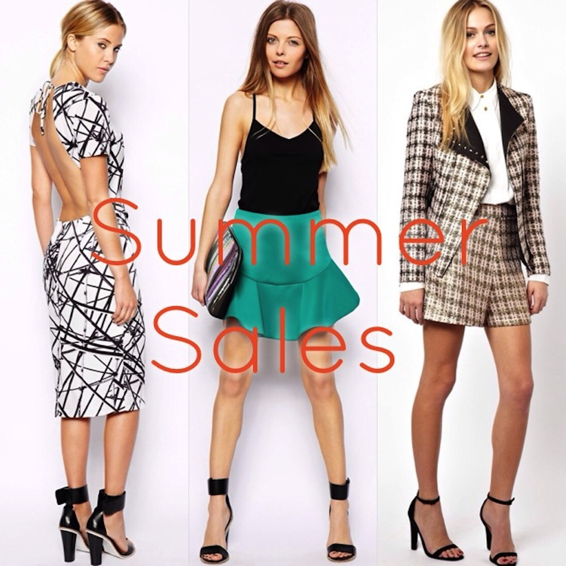Summer Sales - Retro Flame