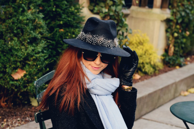 Winter Essentials - NYC Winter Fashion - Retro Flame
