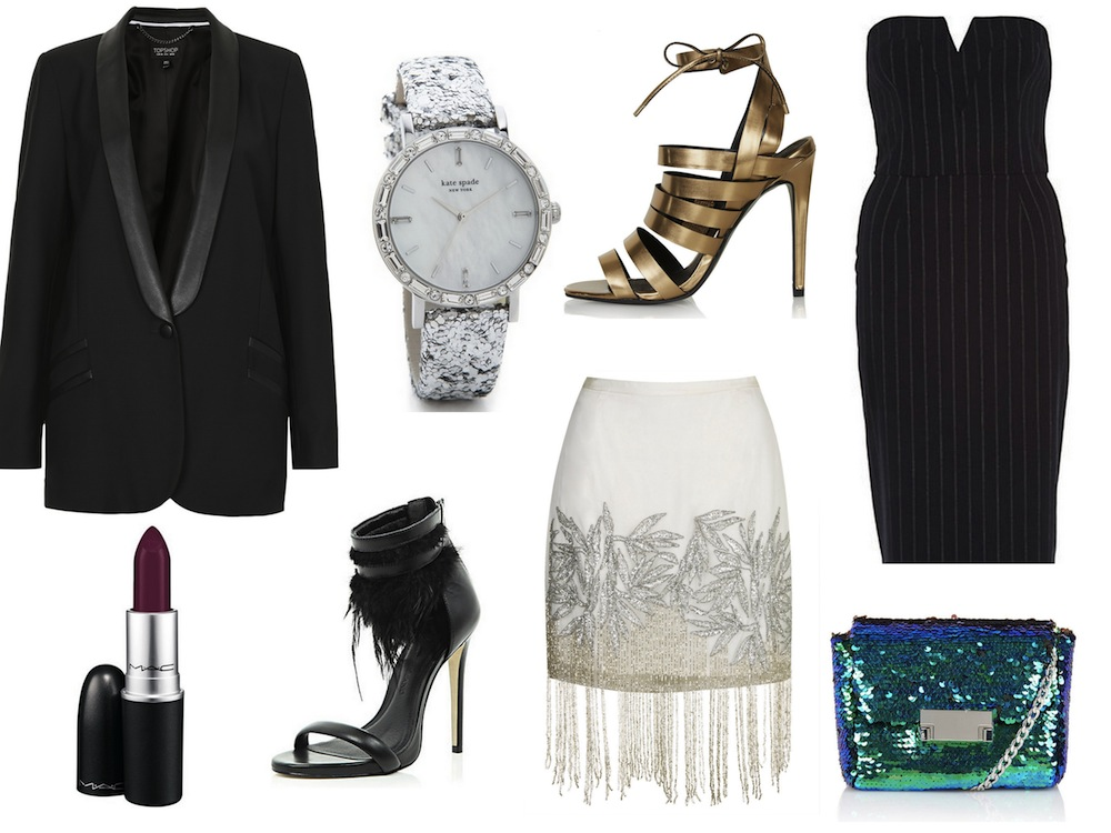 Christmas Outfit Ideas - Christmas Party Wear - New Years Eve Outfits