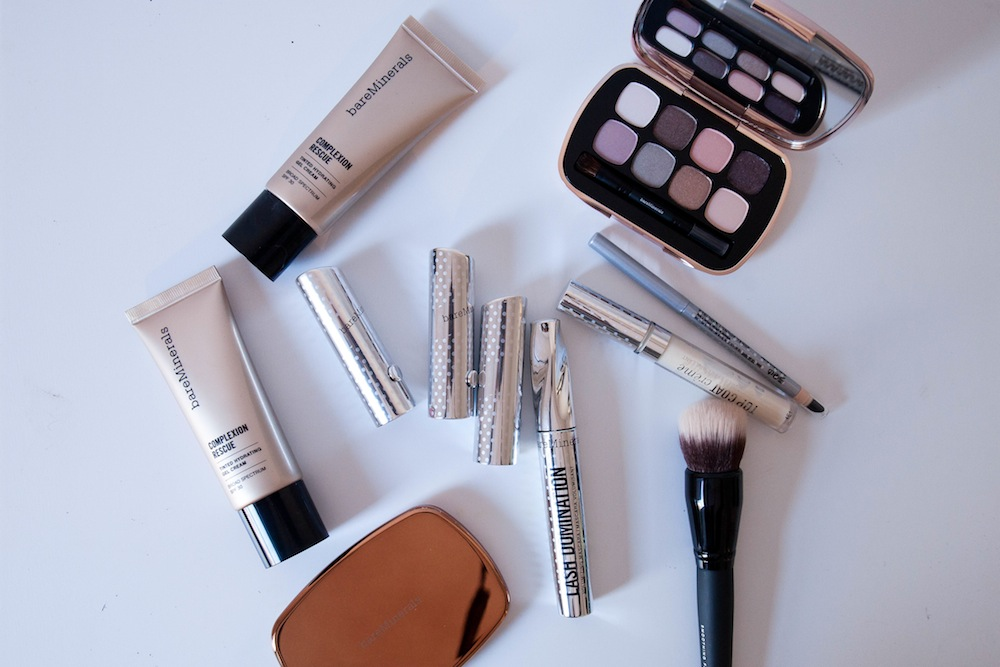 bareMinerals Complexion Rescue - My Makeup Routine