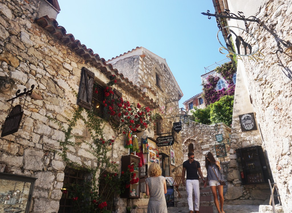 Eze Village - French Riviera - France Travel Guide