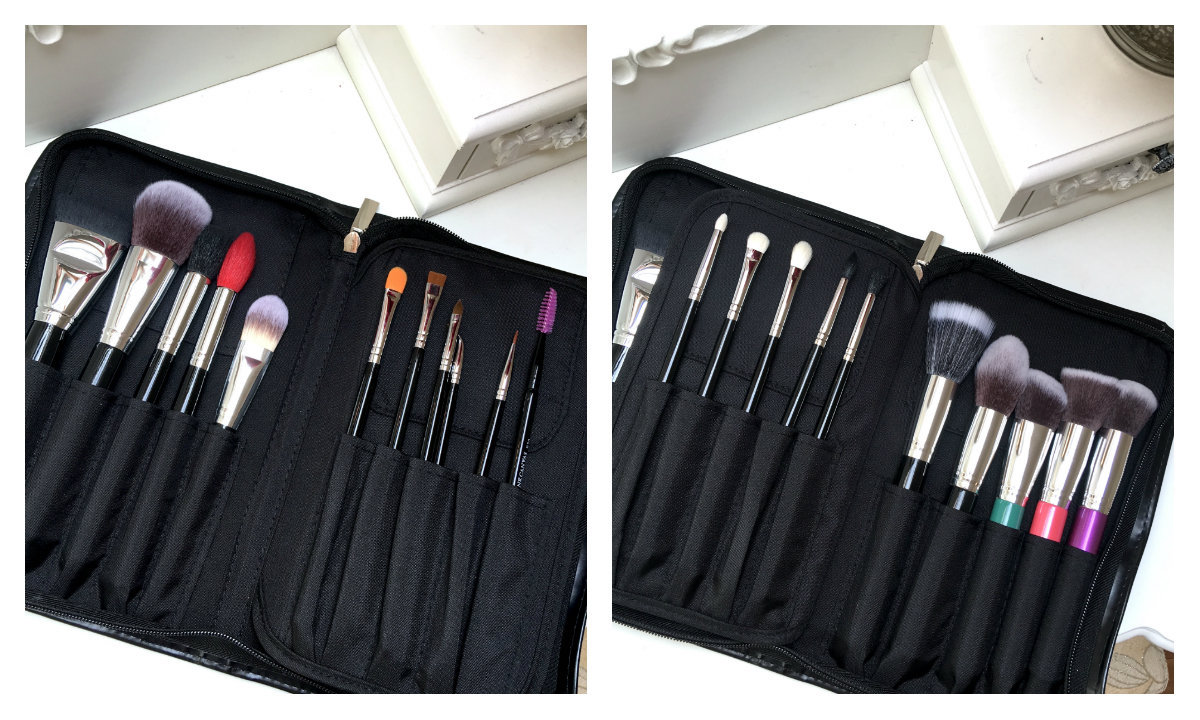 Blank Canvas Cosmetics - Makeup Brush Sets