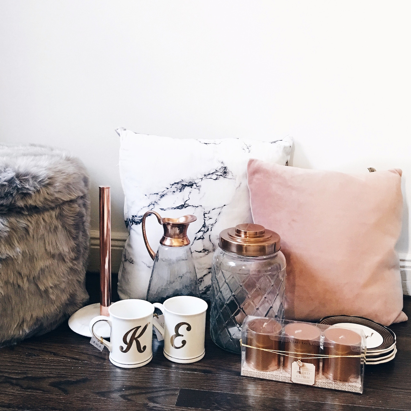 Homeware Haul - NYC Apartment