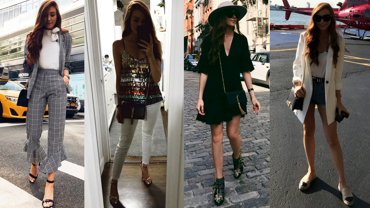 August Instagram Outfits