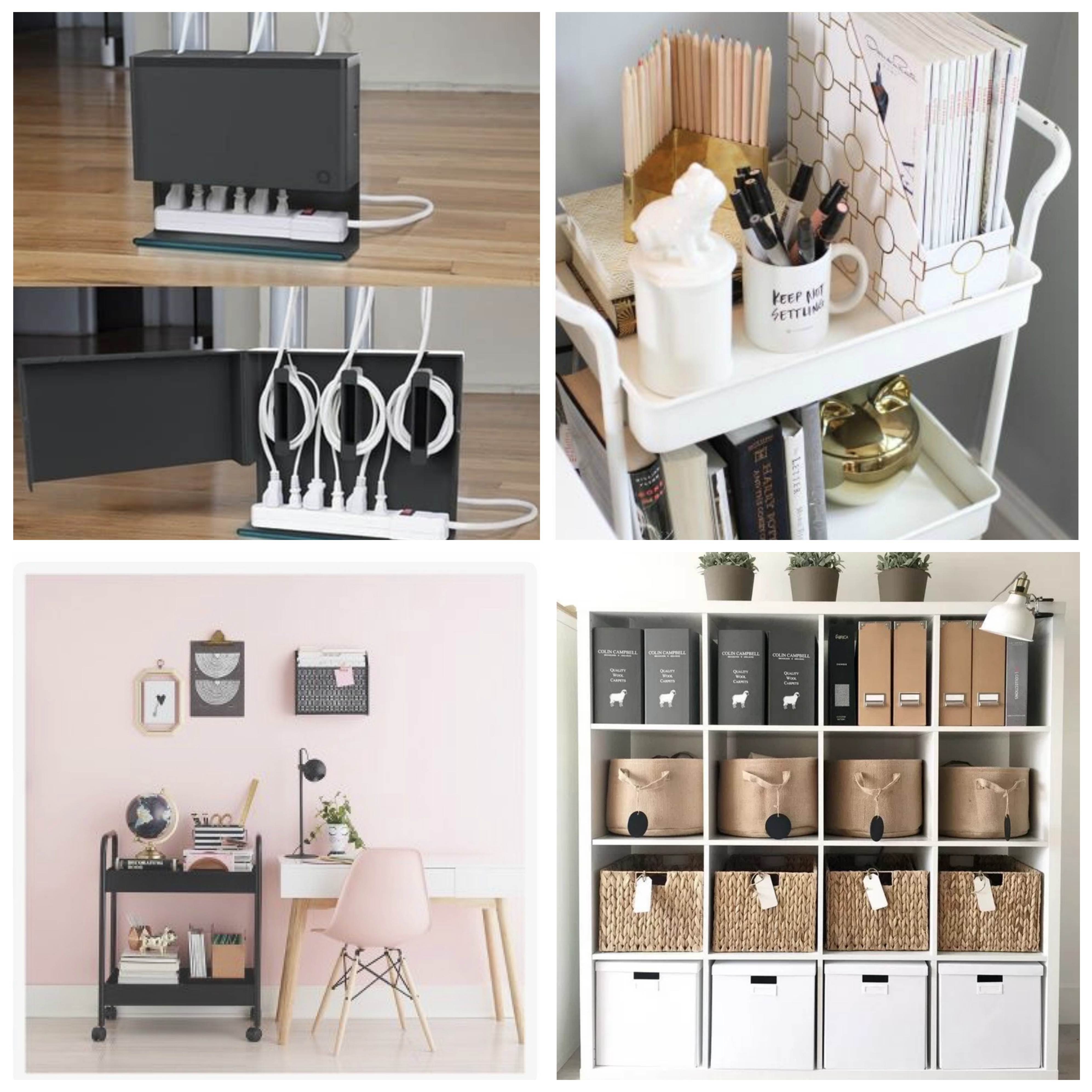 Simple & Genius Storage Ideas