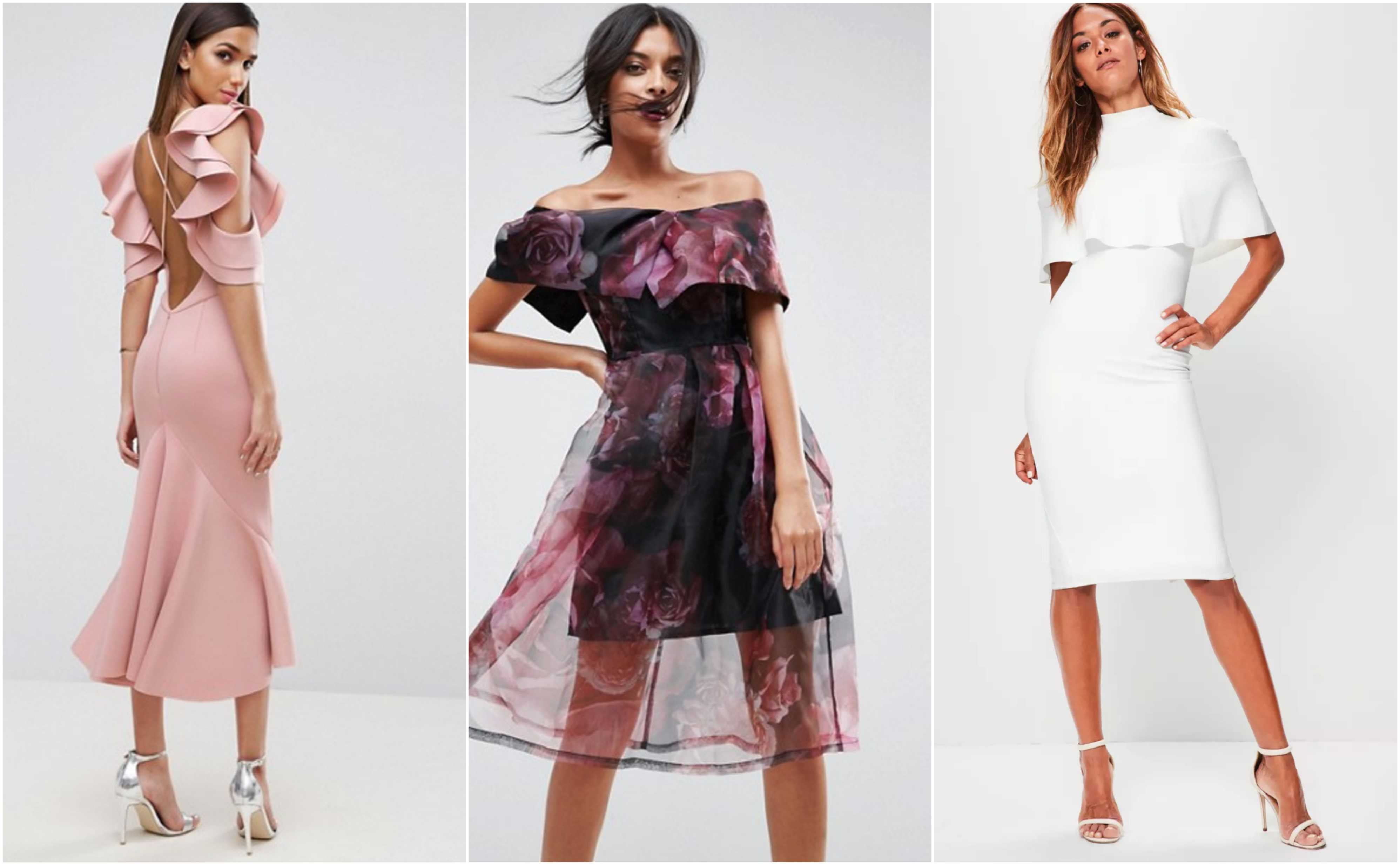 25 Autumn / Winter Occasion Wear Dresses Under €150