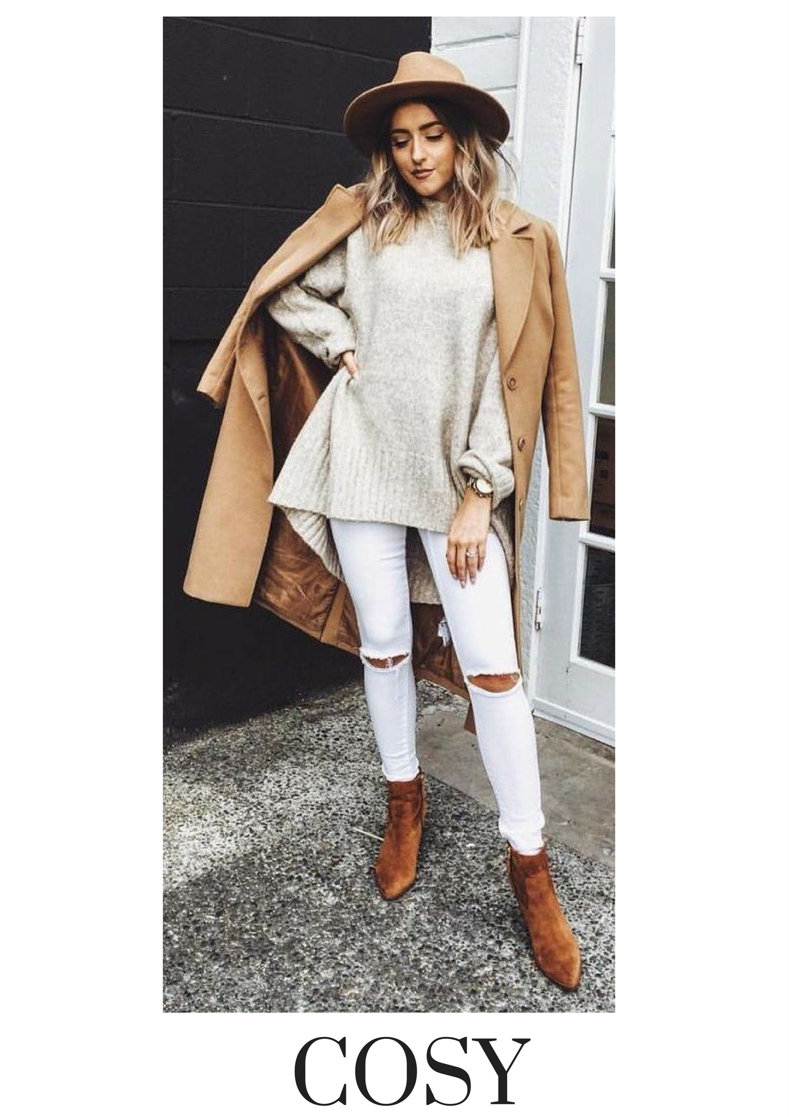 f8a99b998f9 Autumn Inspiration - 5 Easy Outfits To Recreate