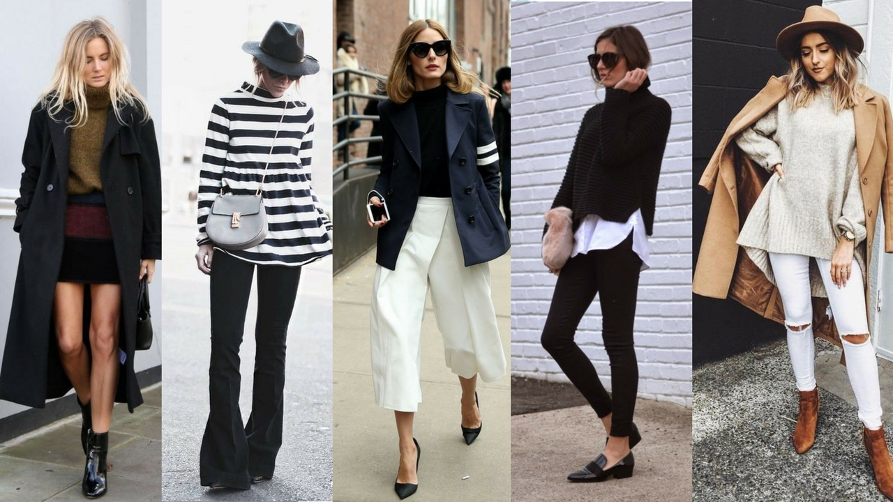 Autumn Inspiration , 5 Easy Outfits To Recreate