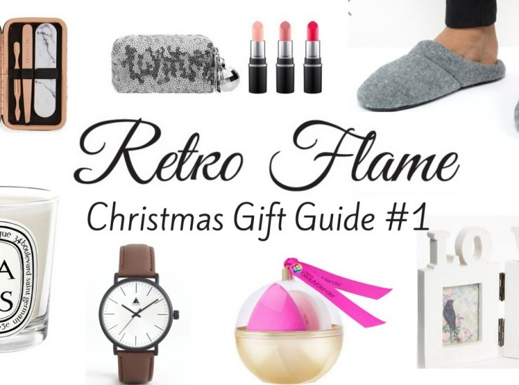 Retro's Christmas Gift Guide - Affordable Reliables