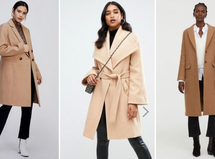 Retro's Winter Edit - The Camel Coat